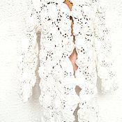 """Одежда ручной работы. Ярмарка Мастеров - ручная работа Кружевной френч """"Nice"""". Handmade."""