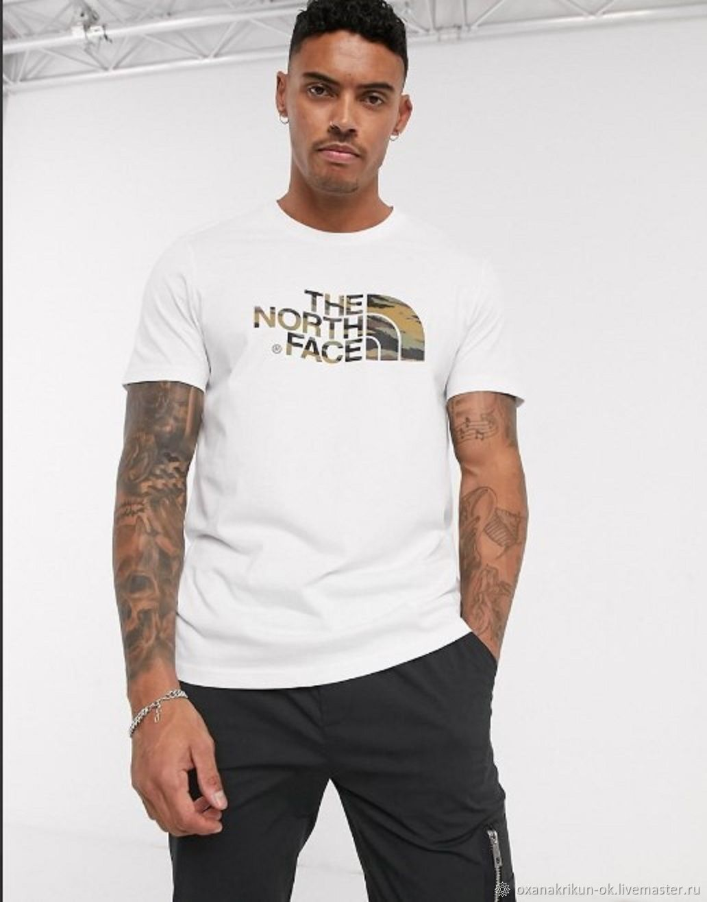 Мужская футболка от The North Face, Джемперы мужские, Нижний Новгород,  Фото №1