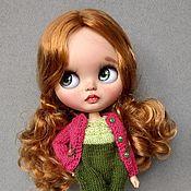 Куклы и игрушки handmade. Livemaster - original item Blythe custom doll. Handmade.