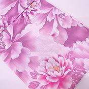 Винтаж ручной работы. Ярмарка Мастеров - ручная работа Японское кимоно юката.. Handmade.