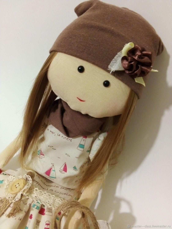 Кукла Машенька, Куклы Тильда, Воскресенск,  Фото №1