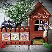 """Для дома и интерьера ручной работы. Ярмарка Мастеров - ручная работа Чайный домик """"provence"""" (№2). Handmade."""