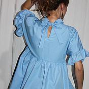 Одежда handmade. Livemaster - original item Dressy boho blouse