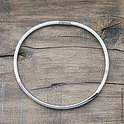Украшения handmade. Livemaster - original item Necklace of leather cord. Handmade.