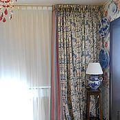 Для дома и интерьера ручной работы. Ярмарка Мастеров - ручная работа Шторы в стиле Прованс /1. Handmade.