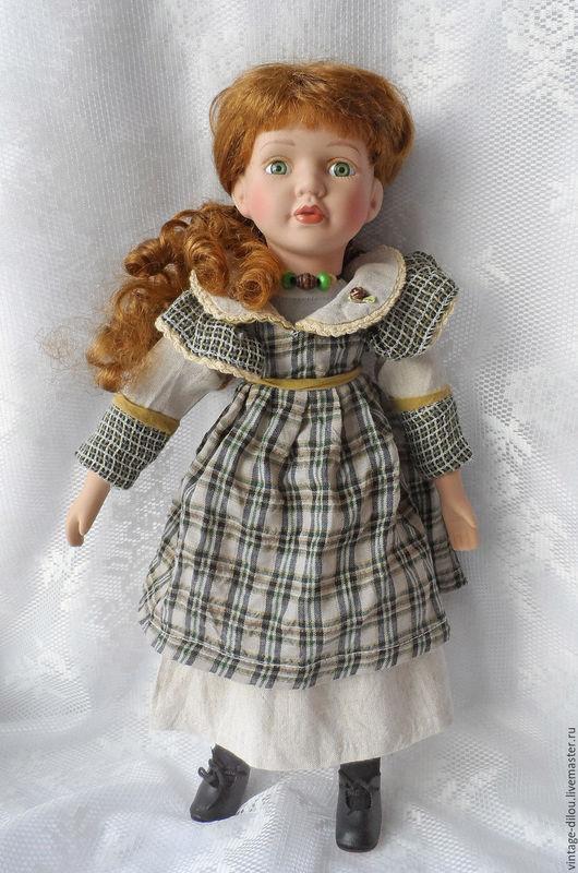 Винтажные куклы и игрушки. Ярмарка Мастеров - ручная работа. Купить винтажная кукла. Handmade. Комбинированный, фарфор