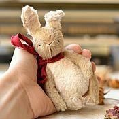 Куклы и игрушки ручной работы. Ярмарка Мастеров - ручная работа Друзья тедди.Заяц Бен. Handmade.