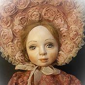 """Куклы и игрушки ручной работы. Ярмарка Мастеров - ручная работа """"Наташенька"""". Handmade."""