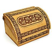 Для дома и интерьера handmade. Livemaster - original item Large bread box