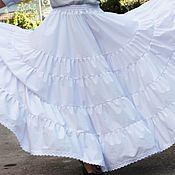 Одежда handmade. Livemaster - original item Comecei petticoat (bottom skirt). Handmade.