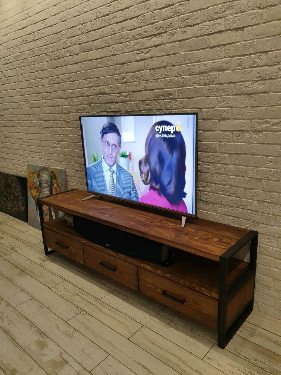 thumbs: Cupboard loft under the TV, Pedestals, Lipetsk,  Фото №1