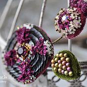 Украшения handmade. Livemaster - original item Miniature brooches