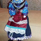 """Куклы и игрушки ручной работы. Ярмарка Мастеров - ручная работа Куклы обереги. """"Бабка"""". Handmade."""