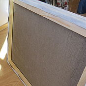 Материалы для творчества handmade. Livemaster - original item Canvas on stretcher 40/50. Handmade.