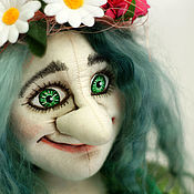 Куклы и игрушки handmade. Livemaster - original item Fright. Handmade.
