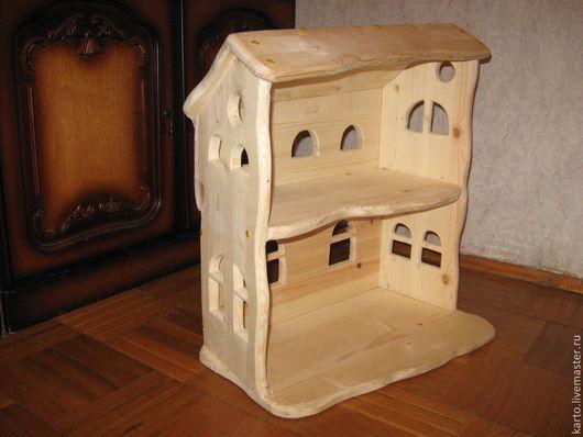 Кукольный дом ручной работы. Ярмарка Мастеров - ручная работа. Купить Домик для кукол-2. Handmade. Кукольный дом, дерево