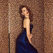 Одежда ручной работы. Ярмарка Мастеров - ручная работа Moulin Rouge (платье). Handmade.