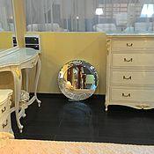 Для дома и интерьера ручной работы. Ярмарка Мастеров - ручная работа Зеркало в мозаичной раме, зеркальное. Handmade.