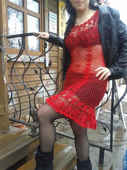 """Платья ручной работы. Ярмарка Мастеров - ручная работа. Купить платье """"Кармен"""". Handmade. Разноцветный, летний сарафан"""