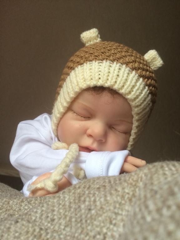 шапочка для малыша купить в интернет магазине на ярмарке мастеров с доставкой