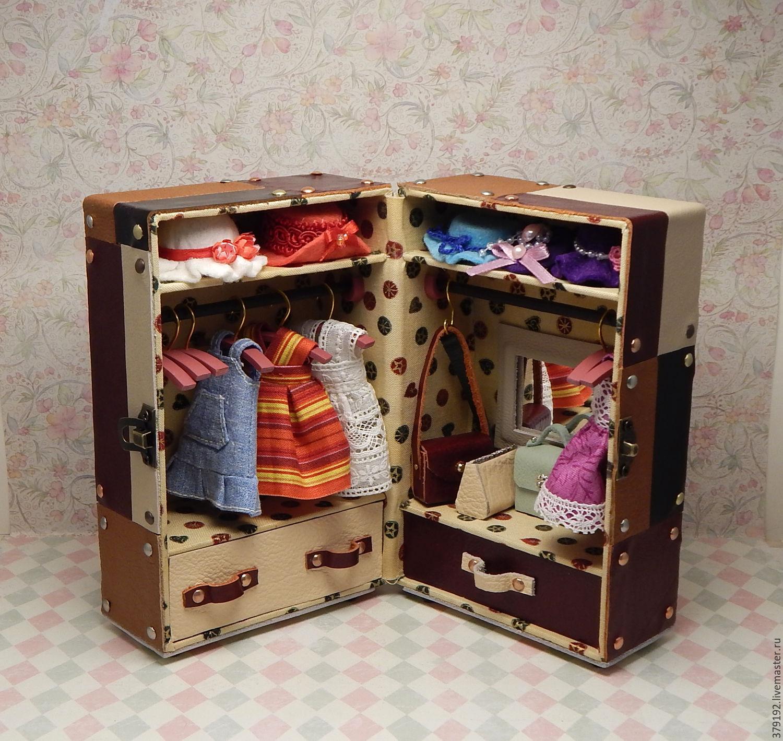 Кукольный гардероб своими руками 12