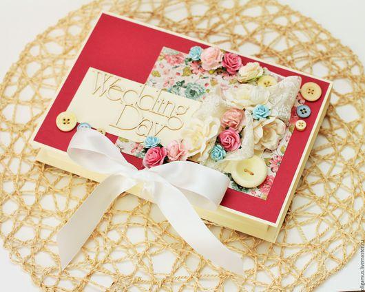 Подарки на свадьбу ручной работы. Ярмарка Мастеров - ручная работа. Купить Большая Коробка для денежного подарка (для подарка/ для хранения). Handmade.