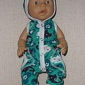 Куклы и игрушки ручной работы. Ярмарка Мастеров - ручная работа Слип для Беби Борн. Handmade.