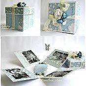 Подарки к праздникам ручной работы. Ярмарка Мастеров - ручная работа Magic Box. Handmade.