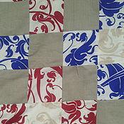 Для дома и интерьера ручной работы. Ярмарка Мастеров - ручная работа льняное одеяло- покрывало детское. Handmade.