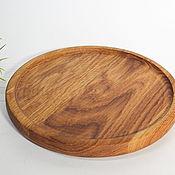 Посуда handmade. Livemaster - original item Wooden burger menagerie. Handmade.