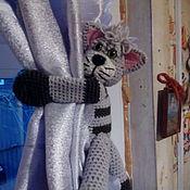 Для дома и интерьера ручной работы. Ярмарка Мастеров - ручная работа Подхваты для штор. Handmade.