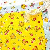 Материалы для творчества ручной работы. Ярмарка Мастеров - ручная работа НОВИНКА! (№98)Ткань ситец хлопок 100% для тильды, шитья и пэчворка. Handmade.