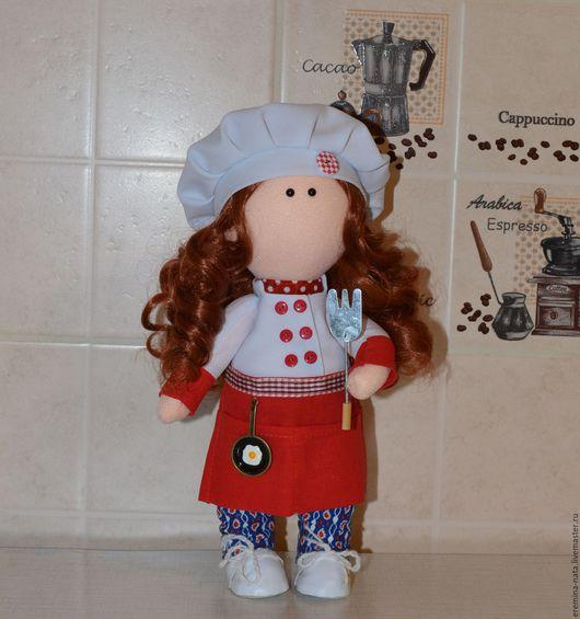 Куклы тыквоголовки ручной работы. Ярмарка Мастеров - ручная работа. Купить Текстильная куколка Полинка. Handmade. Кукла ручной работы