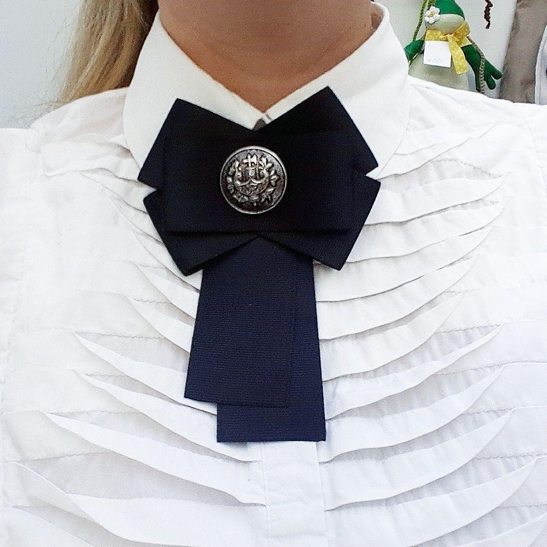брошь - галстук Petrika – купить на Ярмарке Мастеров – 75I1DRU | Брошь-булавка, Красноярск