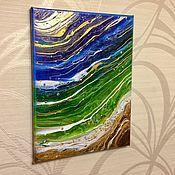 Картины и панно handmade. Livemaster - original item Interior painting