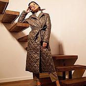 Одежда handmade. Livemaster - original item Women`s insulated coat. Handmade.