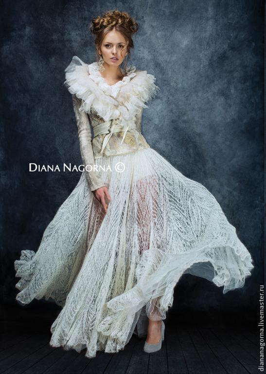Снежная королева платья в пол