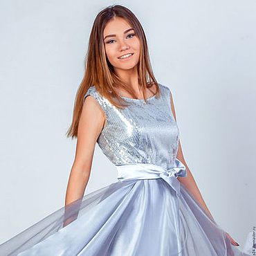 Одежда handmade. Livemaster - original item Cocktail dress, evening dress, prom dress