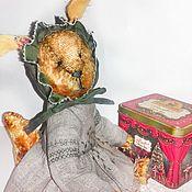 Куклы и игрушки handmade. Livemaster - original item Squirrel Teddy. ].. Handmade.