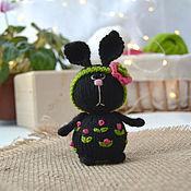 Куклы и игрушки handmade. Livemaster - original item Bunny Flower. Handmade.