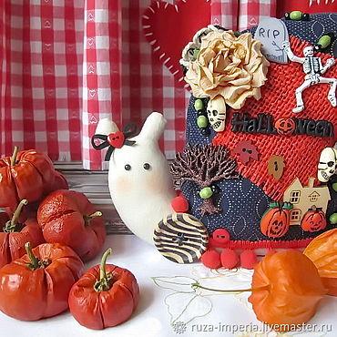 Улитка Halloween