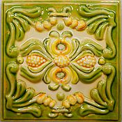 Для дома и интерьера handmade. Livemaster - original item Tiles series