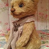 Мишки Тедди ручной работы. Ярмарка Мастеров - ручная работа Игрушки: Медвежонок Тедди Мечтатель. Handmade.