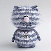 Куклы и игрушки handmade. Livemaster - original item Kitten Phil.. Handmade.