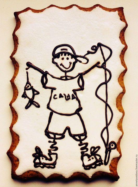 Кулинарные сувениры ручной работы. Ярмарка Мастеров - ручная работа. Купить Пряники. Handmade. Комбинированный, пряник расписной