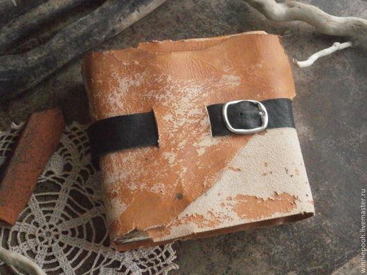 Блокноты ручной работы. Ярмарка Мастеров - ручная работа. Купить Мужской блокнот. Handmade. Коричневый, моряк, старые письма