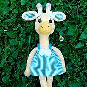 Куклы и игрушки ручной работы. Ярмарка Мастеров - ручная работа Жирафа Санскай. Handmade.