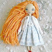 Куклы и игрушки ручной работы. Ярмарка Мастеров - ручная работа Игровая кукла для девочек.1000 р без одежды. Handmade.