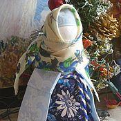 """Куклы и игрушки ручной работы. Ярмарка Мастеров - ручная работа Кукла-оберег на удачное замужество """"Синеглазка"""""""". Handmade."""