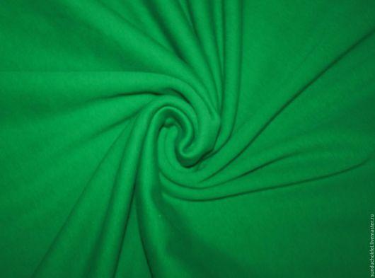 """Куклы и игрушки ручной работы. Ярмарка Мастеров - ручная работа. Купить Трикотаж """"Тиффани"""". Handmade. Зеленый, ткань для творчества"""